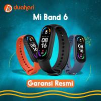 Xiaomi MiBand 6 AMOLED Mi Band 6 Smartwatch SpO2 ORIGINAL