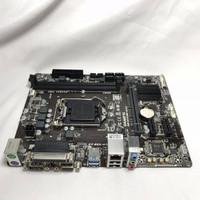 motherboard gigabyte h110m ds2 socket 1151 support gen 6 dan 7