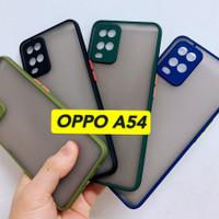 Aero Bumper case oppo A54 case dove ring kamera