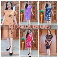 Setelan Pendek Bali / Piyama Pendek Bali / Baju Tidur/ Set Tiedye
