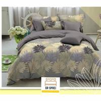 Bed Cover Set Sprei Katun Kualitas 1 UK. 200x200 T. 30cm