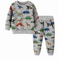 Sweater Anak Dinosaurus - Baju sweater - Setelan Sweater Anak Laki-lak