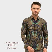 Jayashree Batik Slimfit Diraya Long Sleeve - XL