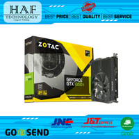 VGA ZOTAC GeForce GTX 1050 Ti - GTX1050ti 4GB DDR5 128BIT Ready Stock