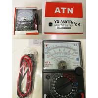 Avo Multi Meter Tester Avometer Multitester Multimeter Analog YX - 360