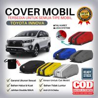 Body Cover Mobil Kijang INNOVA VENTURER Selimut Sarung Tutup Mantel - POLOS, FOTO NO.10