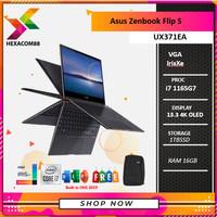 ASUS Zenbook Flip S UX371EA TOUCH 4K OLED EVO i7 1165G7 16GB -HL701TS