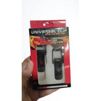 Clip Bumper Universal Mobil / Quick Release Bumper Clip Universal - TypeR