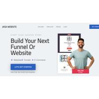 Jasa Membuat Website Custom Premium Bergaransi (JasaWeb.site)