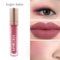 Lipstik 3in1 Eyeshadow Blush On Lip Cream Color Mouse Lumecolors Matte - SUGAR BABE