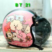 helm anak yunior, untuk 9-13thn