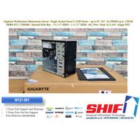 Gigabyte Server | 4Cores - E2224 | 16GB D4 ECC | 256G NVME | 1TB HDD