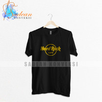 KAOS T-SHIRT DISTRO Hard Rock Cafe