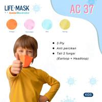 AC37 Mask Basic Anak