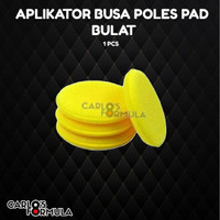 Applicator pad Busa poles / Aplicator Pad Busa / Busa aplikator Bulat