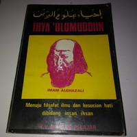 buku imam Al Ghazali ihya Ulumuddin