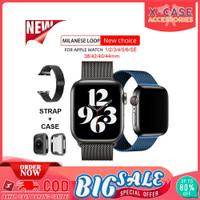 Strap+Case Apple Watch 38mm / 42mm / 40mm / 44mm Series 4 3 2 1