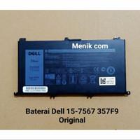 Baterai Dell Inspiron 15-7559 15-7567 357F9 Original