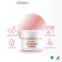 ElsheSkin Lip Sugar Scrub