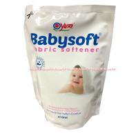 Yuri Babysoft Fabric Softener 410ml Pelembut Pakaian Baju Bayi Anak