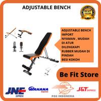 Adjustable bench Sit up bench Bangku Fitness Multifungsi