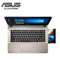 Bergaransi Laptop Asus X540Na (Ram 4Gb - Hdd 500Gb) Windows 10 //