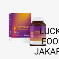 AVIMAC MAC OIL immunodulator suplemen daya tahan tubuh US PATENT