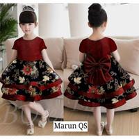 dress anak 2-5 th/dress pesta anak/ulang tahun/baju anak/princess/sale