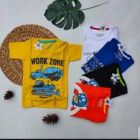baju anak 1-8 thn / kaos oshkosh anak terbaru - 1-2 thn