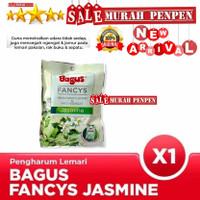 bagus fancys jasmine / kamper baju / lemari / rak
