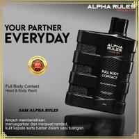 Alpha Rules Full Body Contact 2in1 BPOM - Deddy Corbuzier, Founder
