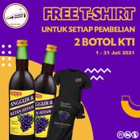 Beli 2 Anggur Ketan Hitam FREE T-Shirt