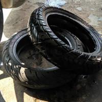 ban pirelli angke scoter 110/70 dan zeneos milano 110/70 ring 11