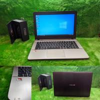 Laptop ASUS X441BA AMD A6-9220 Radeon R4 ram 4gb HDD 500gb