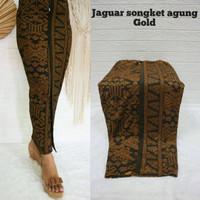 Kamen Bali Jadi Rok Jaguar Strait Tebal Songket Agung