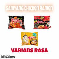 Samyang Ramen Pilihan Varian Rasa