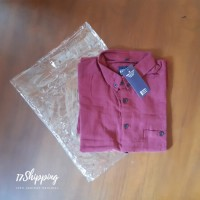 Kemeja Shirt Cowok Laki-laki Pria 17SEVEN Resmi Store Ganteng Casual