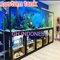 costum tank aquarium