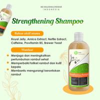 Bee Botanics Strengthening Shampoo with Royal Jelly (280ml) HDI -Ready