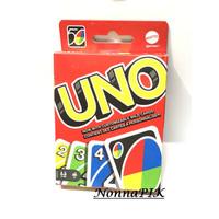 ORIGINAL UNO GET WILD 4 DELUXE - 4 CUSTOM WILD CARD & SWAP HANDS