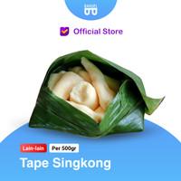 Tape Singkong - Bakoel Sayur Online