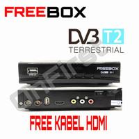 Set Top Box TV Digital DVB T2 FREEBOX FREE KABEL HDMI