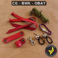 CG BWK OBAY - Anklet Angklet Gelang Kaki Burung Hantu Elang