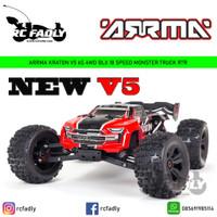 ARRMA 1/8 KRATON 6S V5 4WD BLX Speed Monster Truck ARA8608V5T1