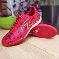 Sepatu Futsal Specs Bercak terkeren - Merah, 38