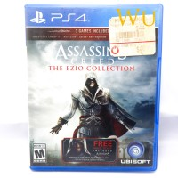 [PS 4] Assassins Creed - The Ezio Collection