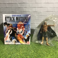 Action figure one piece attack motion rayleigh botds