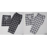 Setelan Lengan Pendek Piyama Baju Tidur Wanita Guilen