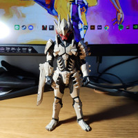 Ultra Monster Series bandai Mechazamu 6 Ultraman Mebius