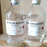 Aqua Pro injeksi AQUABIDEST STERIL